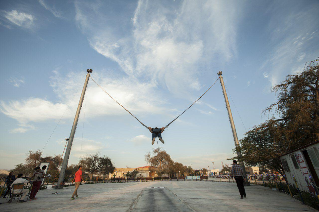 آشنایی با پارک سافاری کیش برای علاقمندان به آفرود