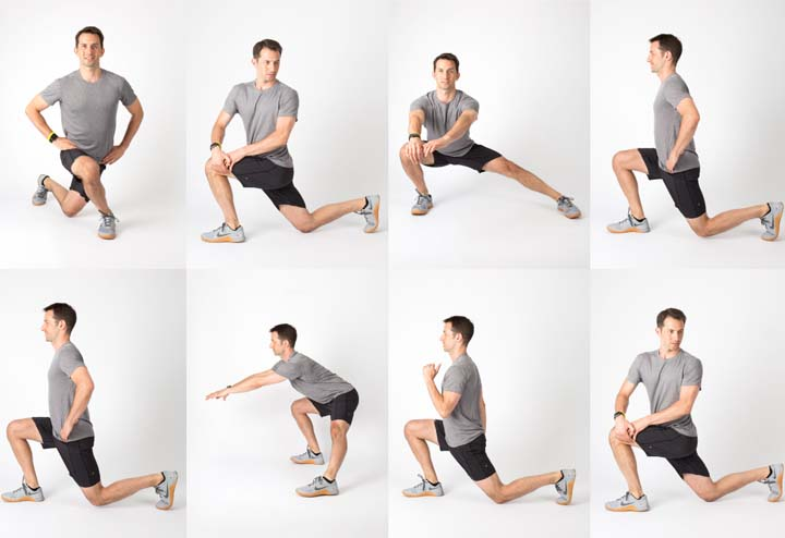 تقویت عضلات چهار سر ران؛ چگونه بدون آسیب دیدن عضلاتی قوی بسازیم ...