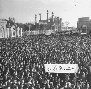 دو نمونه از مبارزات دفاعی مردم غیرتمند میهن ما در سال های پیش از پیروزی انقلاب اسلامی