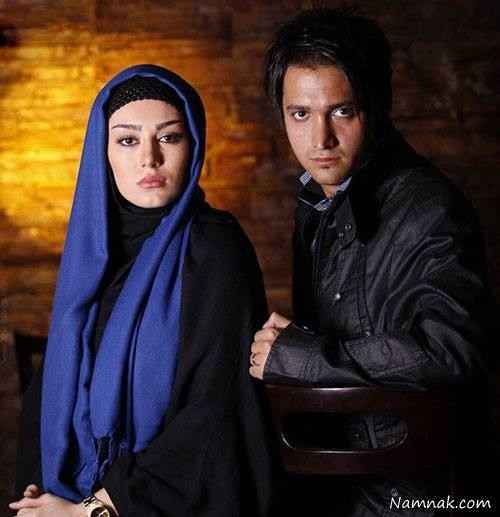 عکس های بازیگران زن ایرانی و همسرانشان