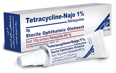 بهترین پماد چشمی استریل و درمان عفونت های چشمی